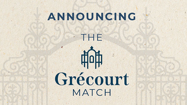 The Grécourt Society Match